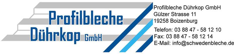 Profilbleche Duehrkop GmbH